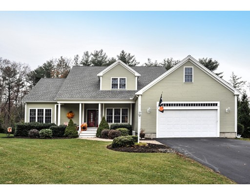 21 Scribner Way, East Bridgewater, MA