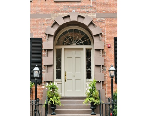 Condominium/Co-Op for sale in 49 Mount Vernon Beacon Hill, Boston, Suffolk