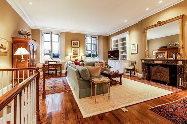 142 Chestnut St, Boston, MA, 02108, Beacon Hill Home For Sale