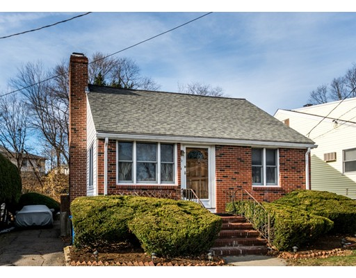 72 LAKEVIEW Terrace, Waltham, MA