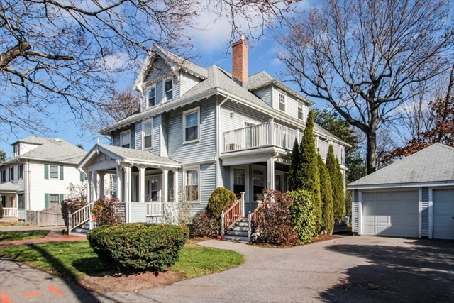 218-222 Lowell Ave, Newton, MA, 02460, Middlesex Home For Sale