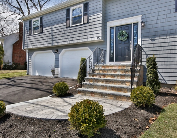 15 Hartford Road, Arlington, MA, 02474, Middlesex Home For Sale