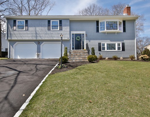 Raised Ranch Homes For Sale In Arlington Ma Verani Realty
