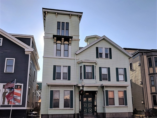 505 E Broadway, Boston, MA, 02127, South Boston Home For Sale