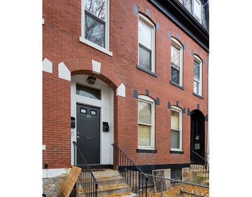 83 Coleman Street, Boston, MA 02125