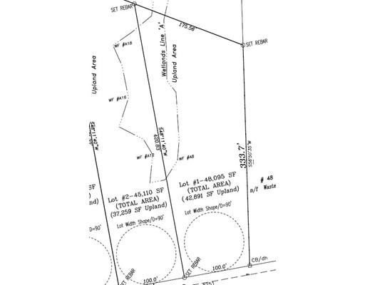 Lot 1 County Street Berkley MA 02779