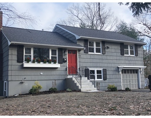 72 Oakcrest Road, Needham, MA
