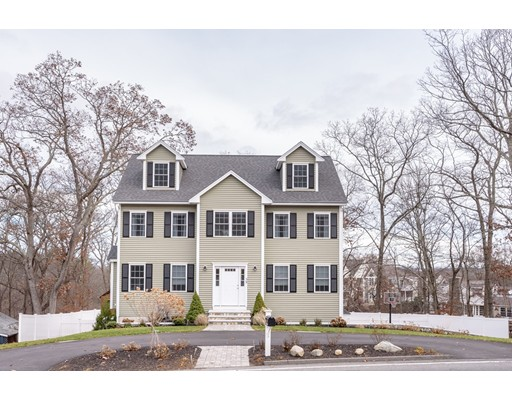 39 Peach Orchard Road, Burlington, MA
