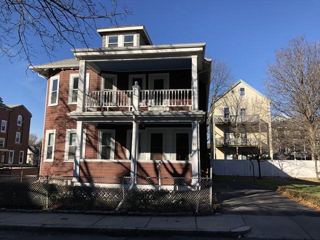 44 Marmion St, Boston, MA, 02130, Boston Home For Sale