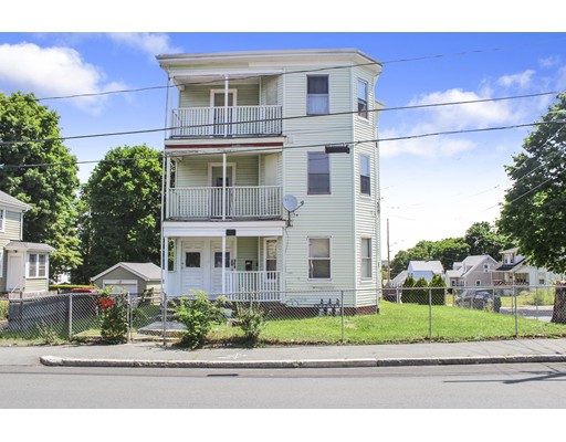 121 Cherry Street, Brockton, Ma 02301