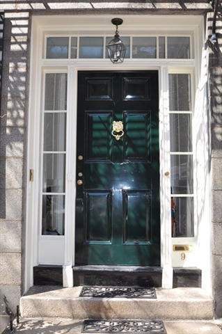 9 Chestnut Street, Boston, MA, 02108, Beacon Hill Home For Sale
