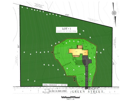 Lot 1 Green Street, Norwell, MA