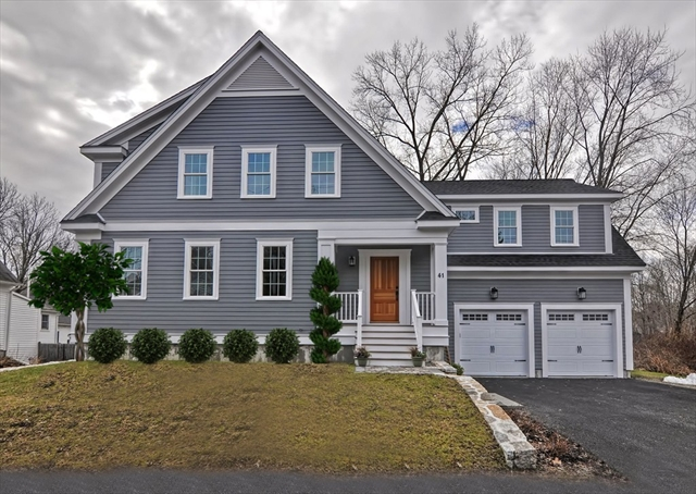 41 Pleasant St, Holliston, MA, 01746, Middlesex Home For Sale