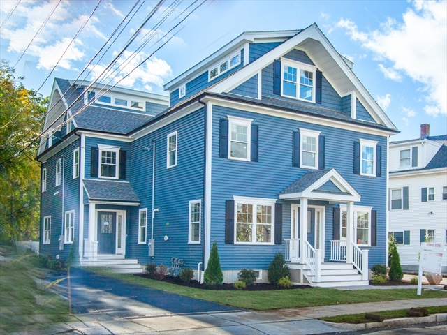 188-1 Summer St., Watertown, MA, 02472, Middlesex Home For Sale