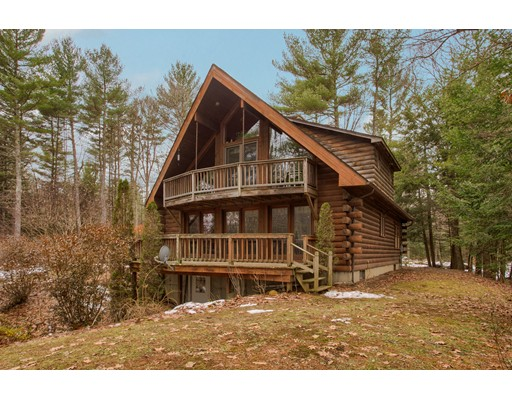 Log Homes For Sale In Barre Ma Verani Realty