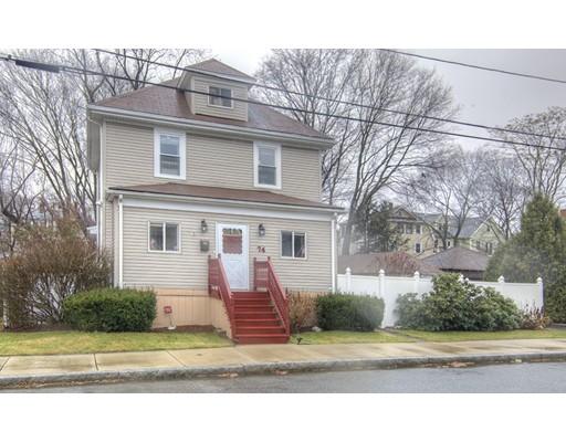74 Jacob Street, Malden, MA