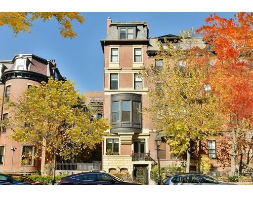 89 Marlborough Street Boston MA 02116