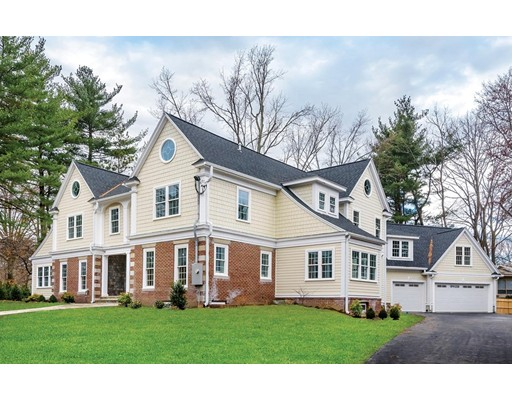 6 Country Club Road, Newton, MA
