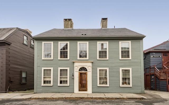 17 STATE STREET, Marblehead, MA, 01945, Essex Home For Sale
