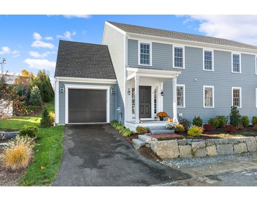 2 Beds, 2 Baths home in Norwell for $749,000
