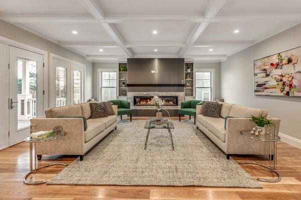 57 Brookline St, Needham, MA, 02492, Norfolk Home For Sale