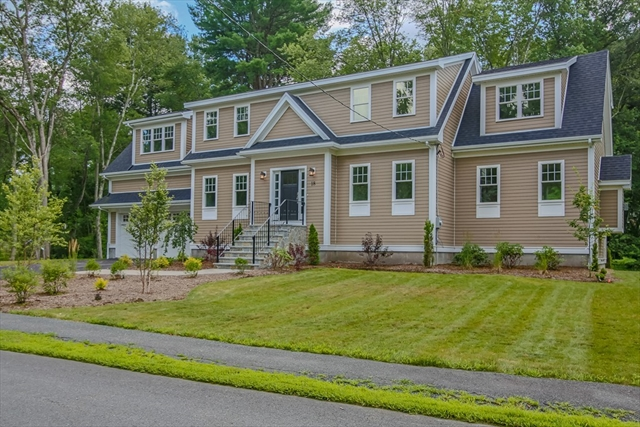 18 Washington Street, Bedford, MA, 01730, Middlesex Home For Sale