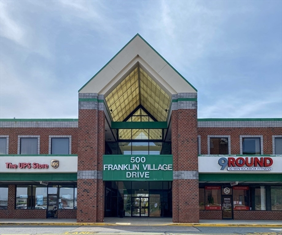 500 Franklin Village Drive Franklin MA 02038