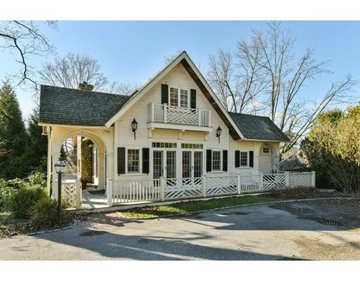 255 Adams St. Carriage HOUSE, Milton, MA 02186