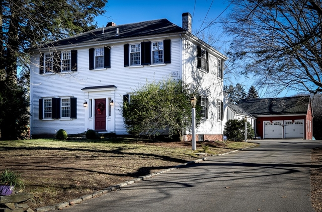 46 N Main St, Sherborn, MA, 01770, Middlesex Home For Sale