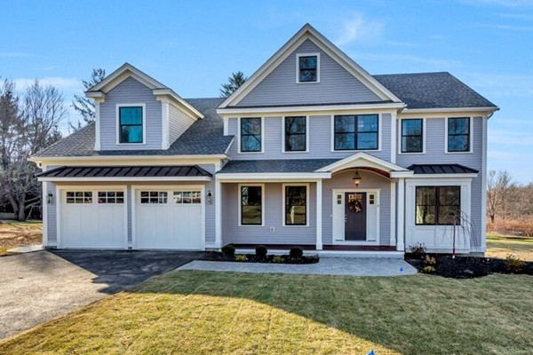 6 Sheridan Road, Bedford, MA, 01730, Middlesex Home For Sale