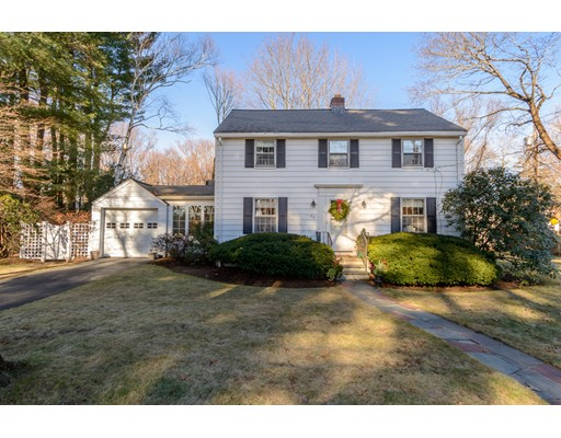 26 Elmwood Road, Wellesley, MA