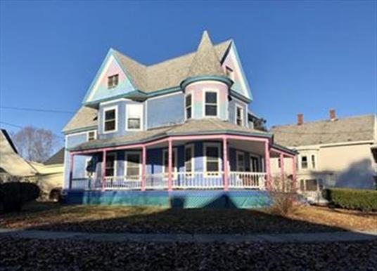 11 Central St, Montague, MA<br>$169,900.00<br>0.22 Acres, 4 Bedrooms