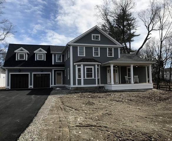 362 Main Street, Medfield, MA, 02052, Norfolk Home For Sale