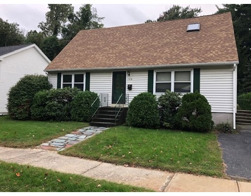 168 S Flagg Street, Worcester, MA