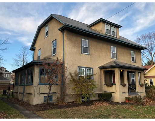 66 Cushing Avenue, Belmont, Ma 02478