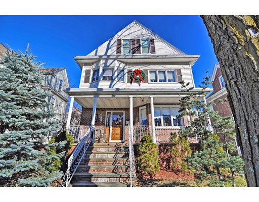 137 Powder House Boulevard, Somerville, MA