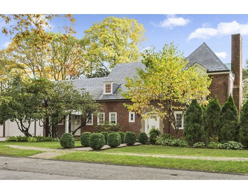 242 Woodland Road Brookline MA 02467
