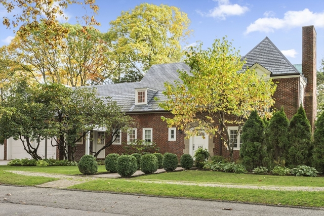 242 Woodland Rd, Brookline, MA, 02467, Chestnut Hill  Home For Sale
