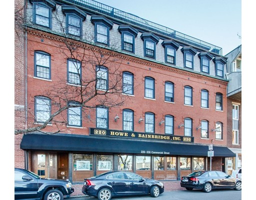 220 Commercial St 1R, Boston, MA 02109