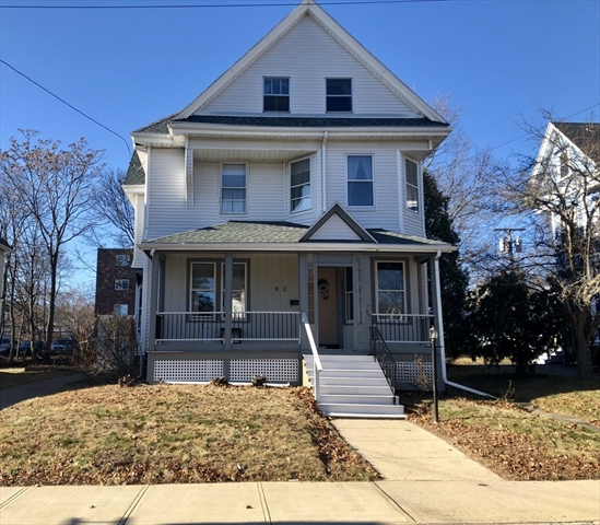 82 Hawthorne St, Malden, MA, 02148, West End Home For Sale