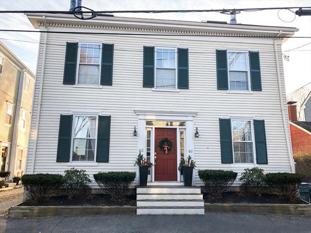 60 Milk Street, Newburyport, MA, 01950, Essex Home For Sale