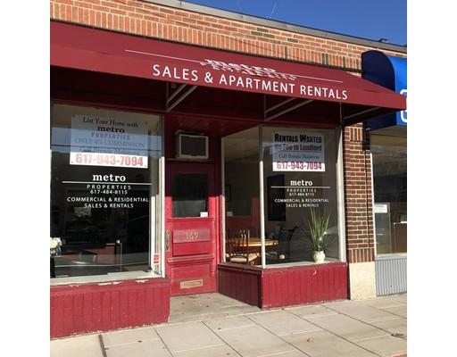 169 BELMONT Street, Belmont, MA 02478
