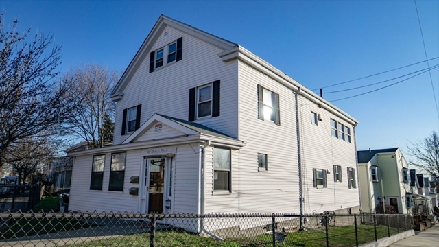 119-121 Chelsea St, Everett, MA, 02149, Middlesex Home For Sale