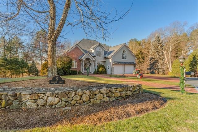 5 HANCOCK STREET, Burlington, MA, 01803, Middlesex Home For Sale