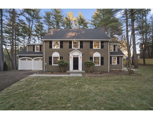 37 Partridge Hill Road, Weston, MA