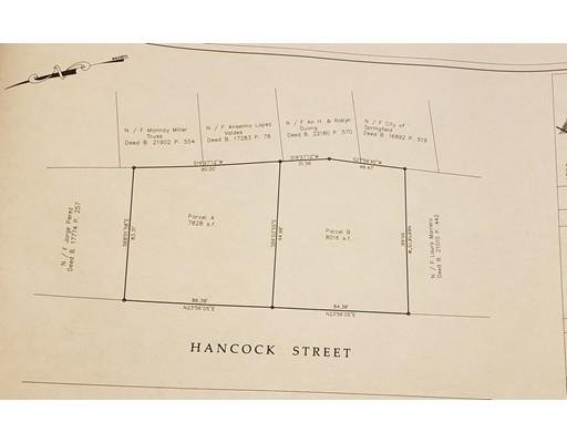 Parcel B Hancock Street Springfield MA 01105