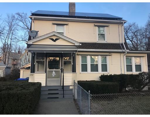 199 Middlesex Street, Springfield, MA