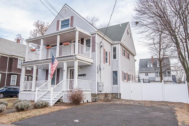 20 BELLEVUE AVENUE, Winthrop, MA, 02152, Suffolk Home For Sale