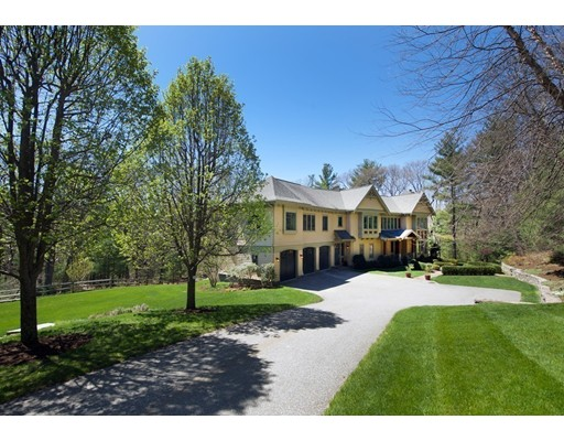 91 Fairview Road, Weston, MA