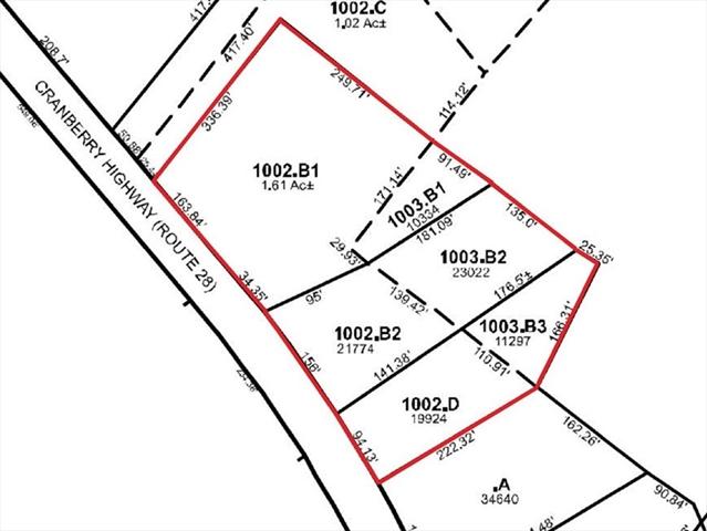 2400 Cranberry Highway Wareham MA 02571